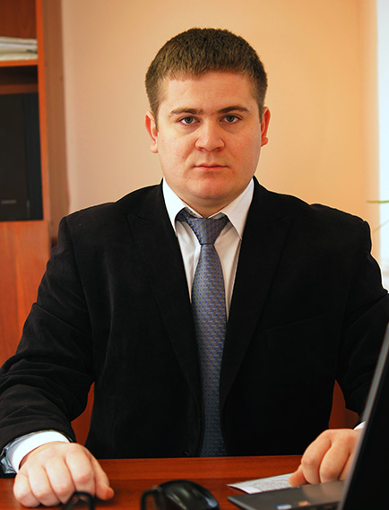 Юрист Артем Князькин